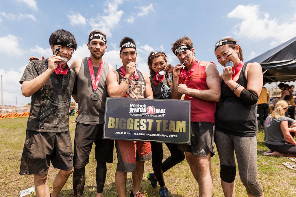 Spartan Race Japan 3