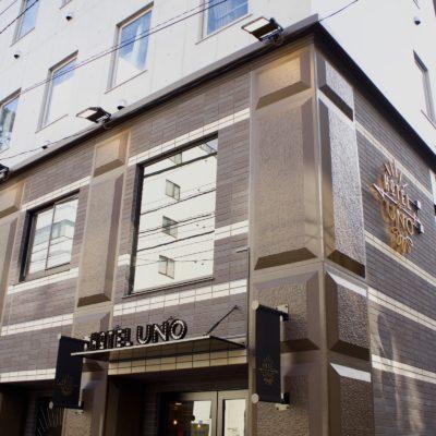 Hotel Uno Exterior