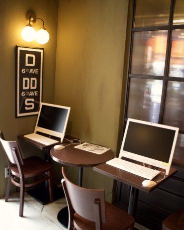 Hotel Uno Ueno computers
