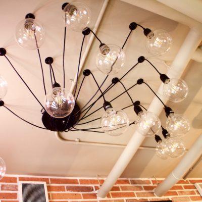 Hotel Uno Ueno lamp