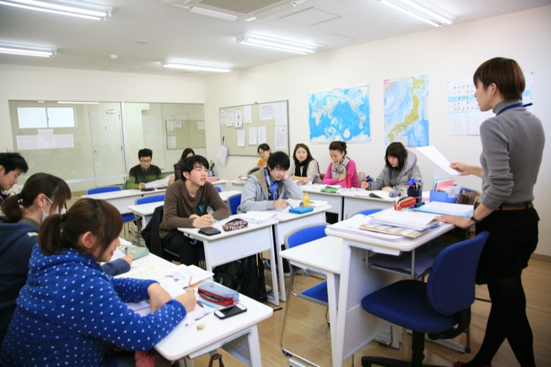 An Akamonkai class