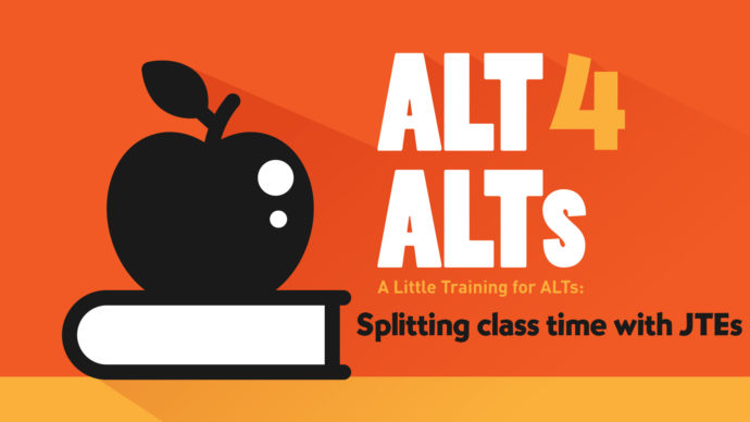 What's the perfect ALT-to-JTE teaching ratio?
