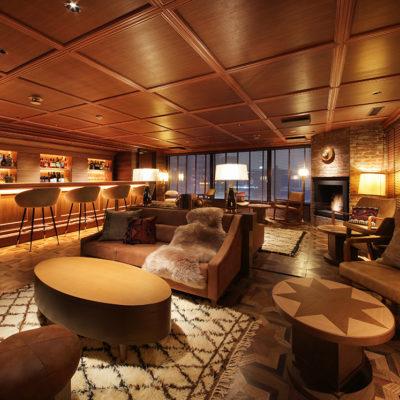 Bar Ignis interior Unwind Hotel & Bar