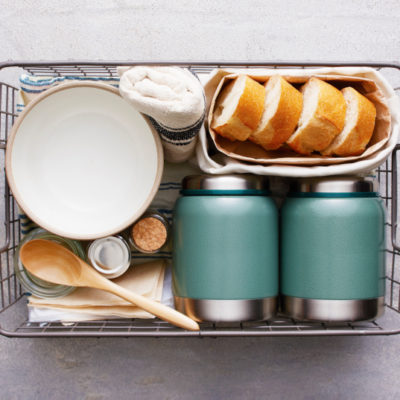Hotel Unwind breakfast is delivered to your room every morning