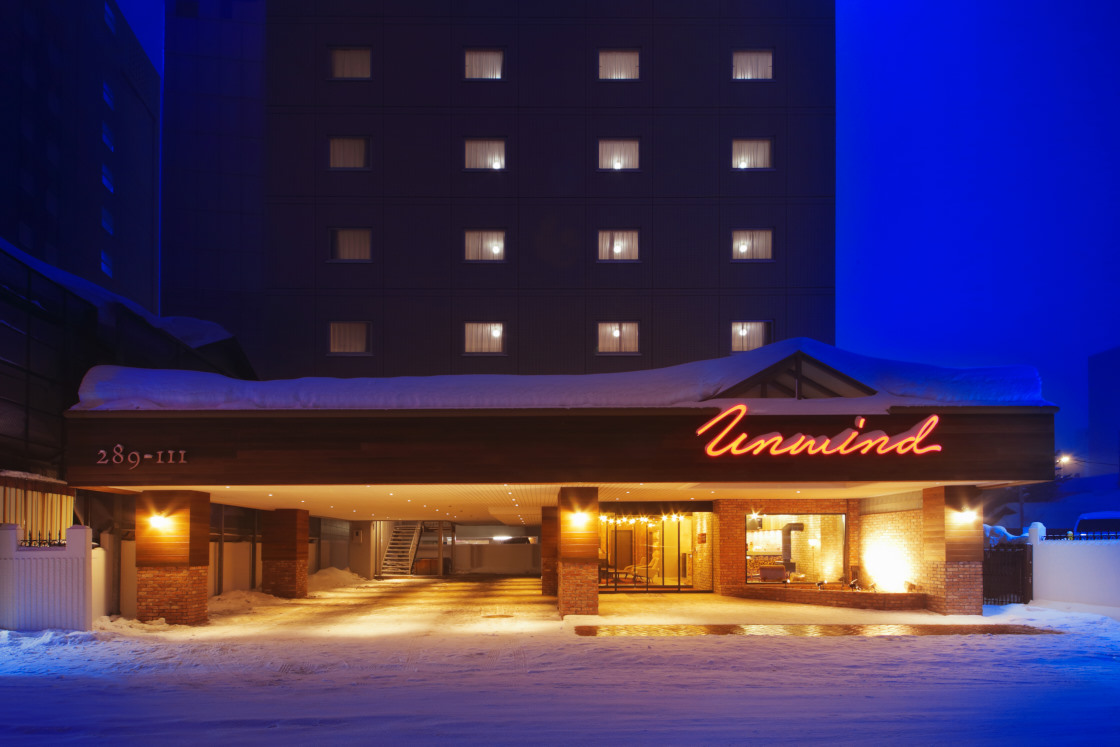 Unwind Hotel & Bar brings the Swiss Alps to Sapporo
