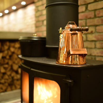 Unwind Hotel & Bar kettle