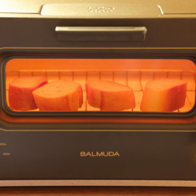 Unwind Hotel & Bar features a Balmuda Toasters in every room