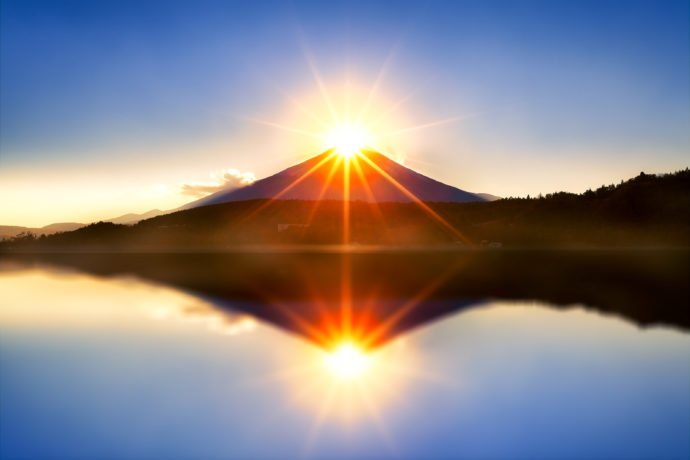 5 Recommended Places to See the First Sunrise of 2018 in Japan