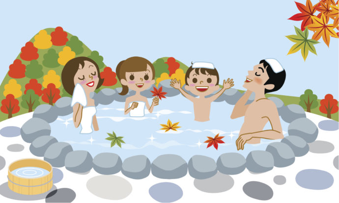 9 Onsen in Kansai Where Men and Women Can Bathe Together
