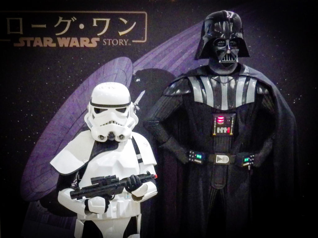 At 40 Star Wars And Its Relationship With Japan Only Deepens Gaijinpot