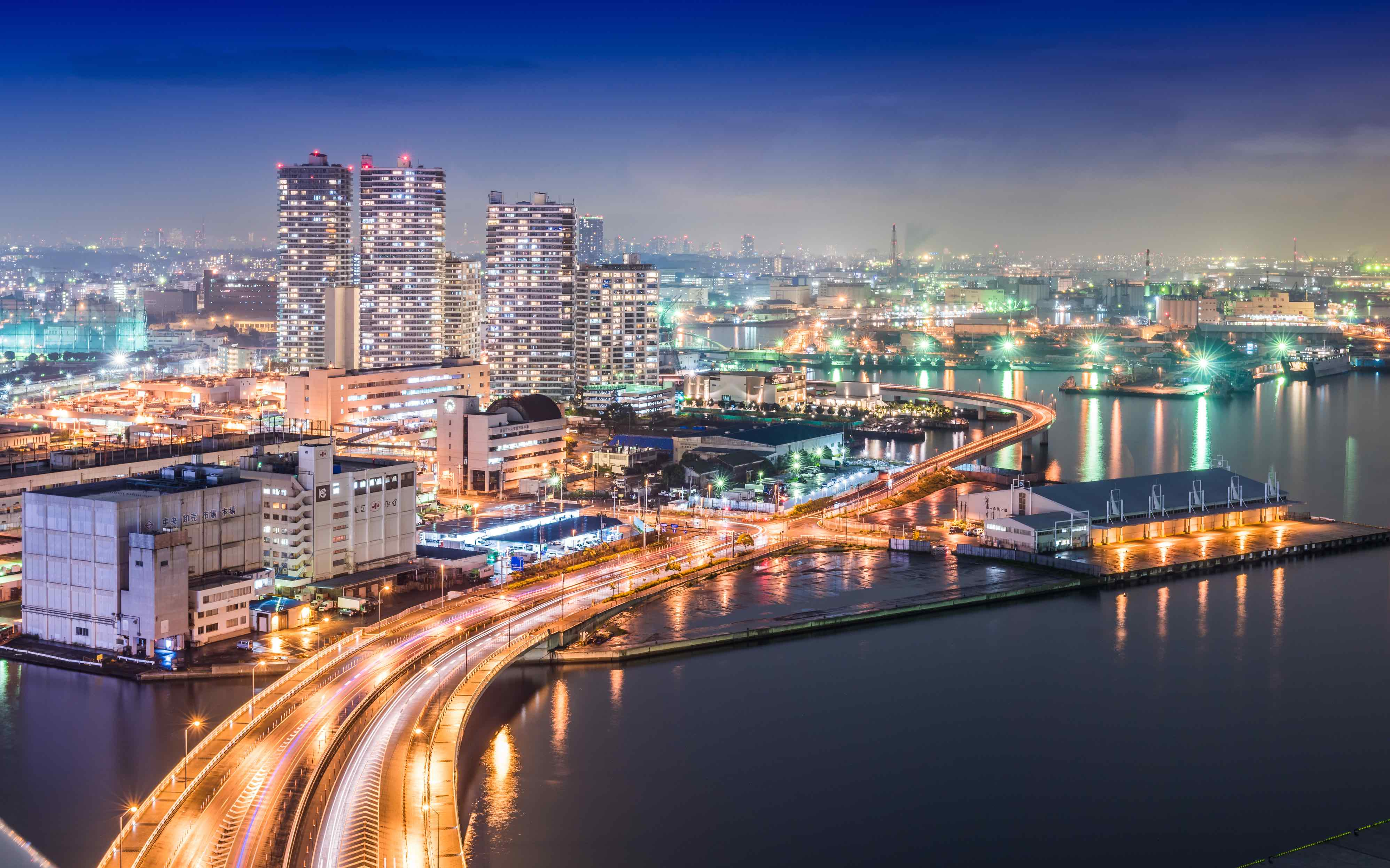 Keihin Industrial Zone Tour