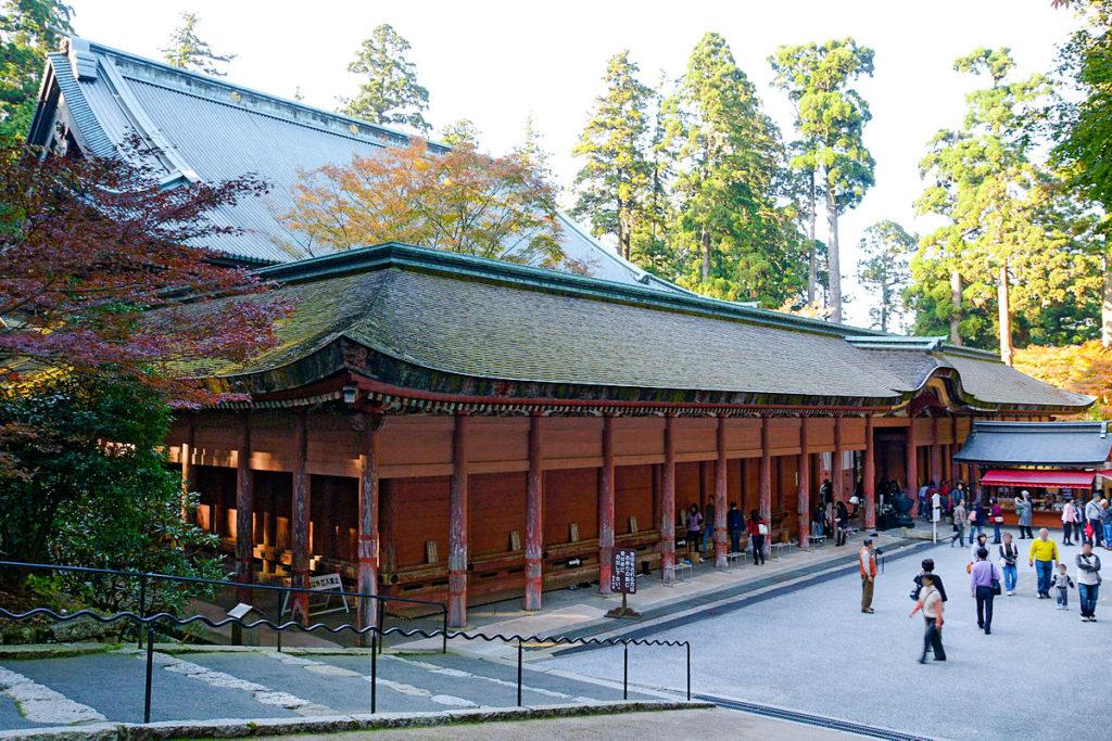 Enryakuji Konponchudo