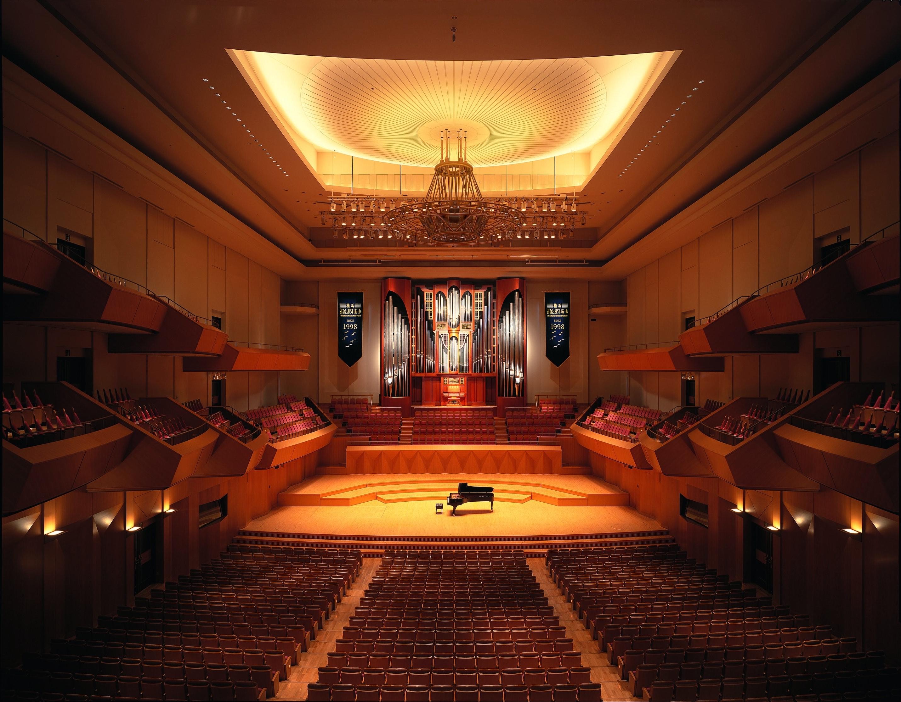 Minato Mirai Hall Yokohama