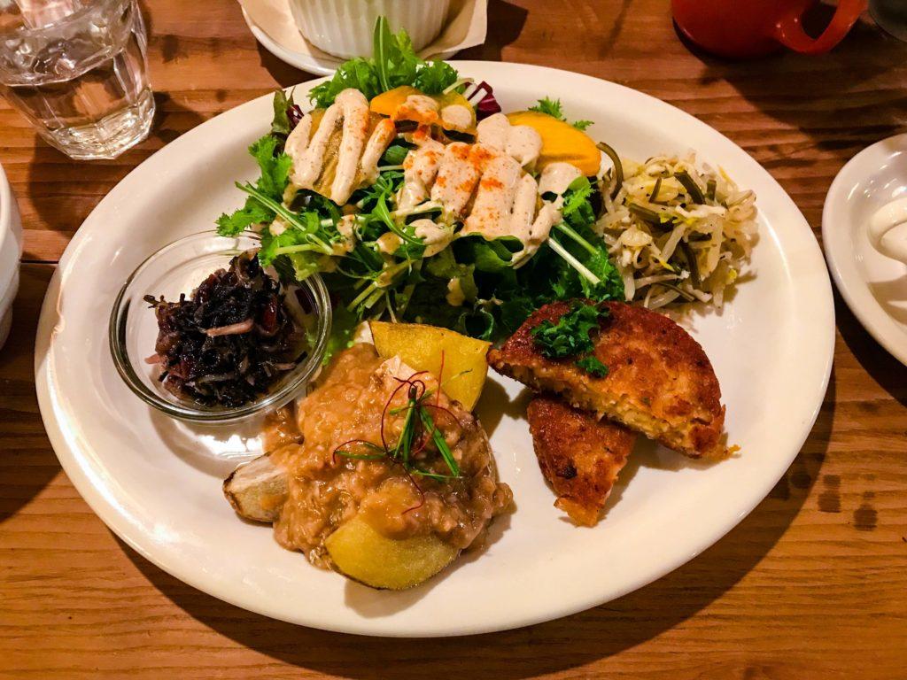 Modernark veggie platter.