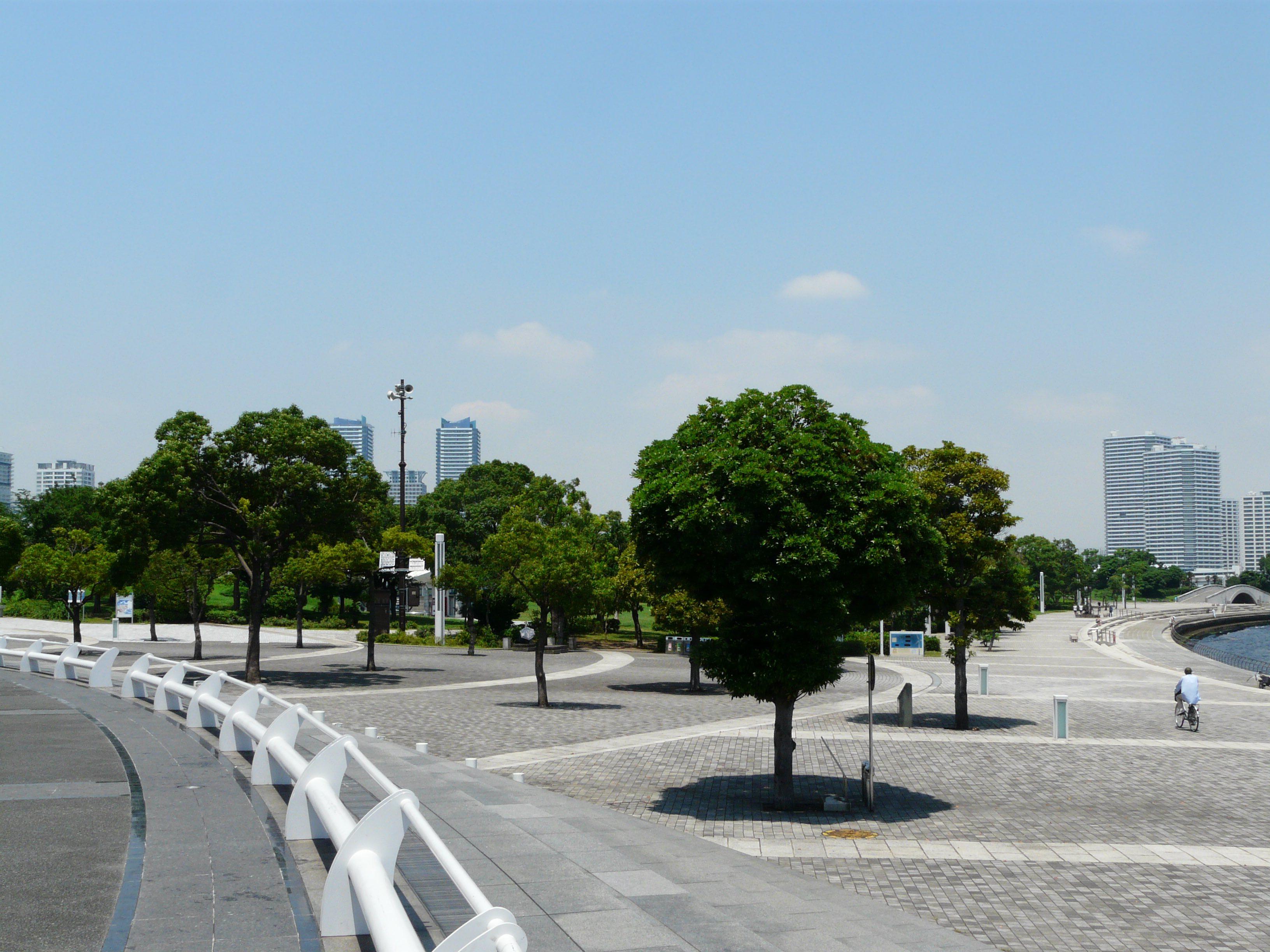 Rinko Park Yokohama