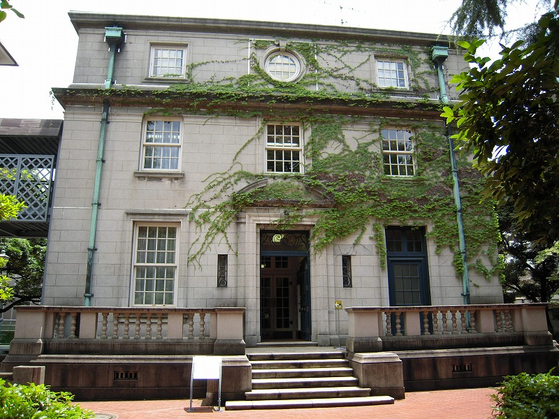Yokohama Archives of History exterior