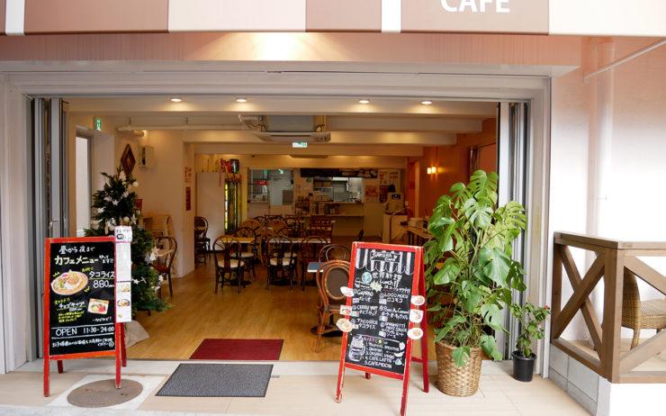 Sakura Cafe Nippori