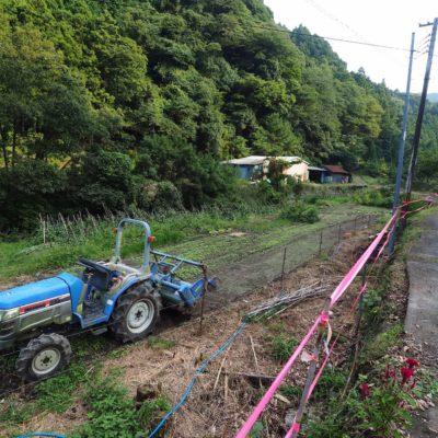 Farm stay Oita