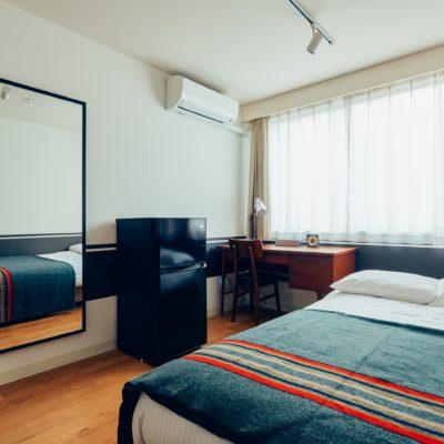 Hotel Graphy Nezu bedroom
