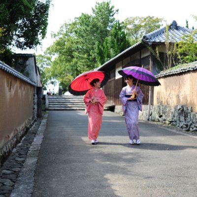 Kitsuki kimono