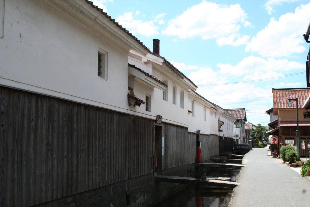 Kurayoshi in Tottori small