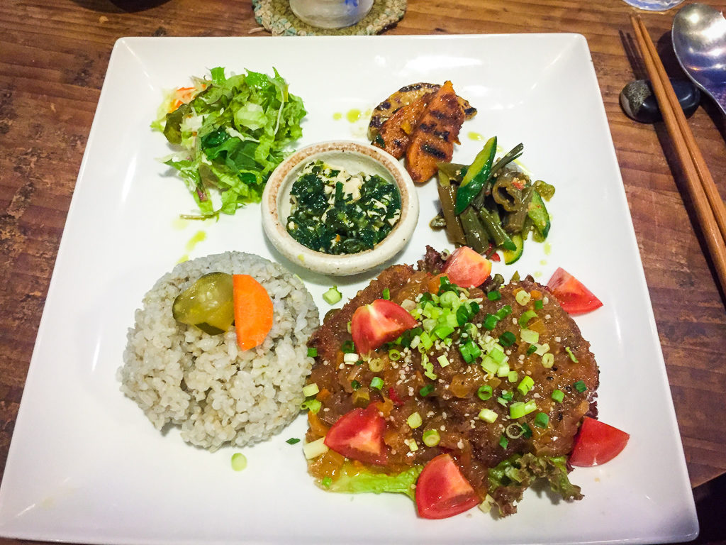 Head to Magokoro for a uniquely hemp-themed menu.