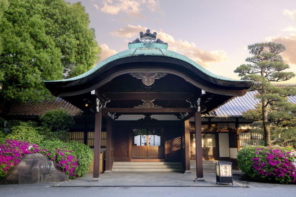 Yukata workshop at Taiko-en