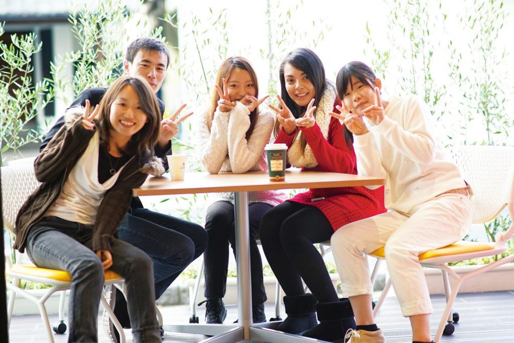 Students from ISI Nagano