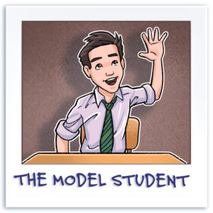 The Model Student