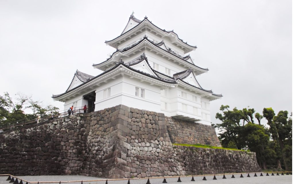 Get a discount at Odawara Castle with the Hakone Freepass.
