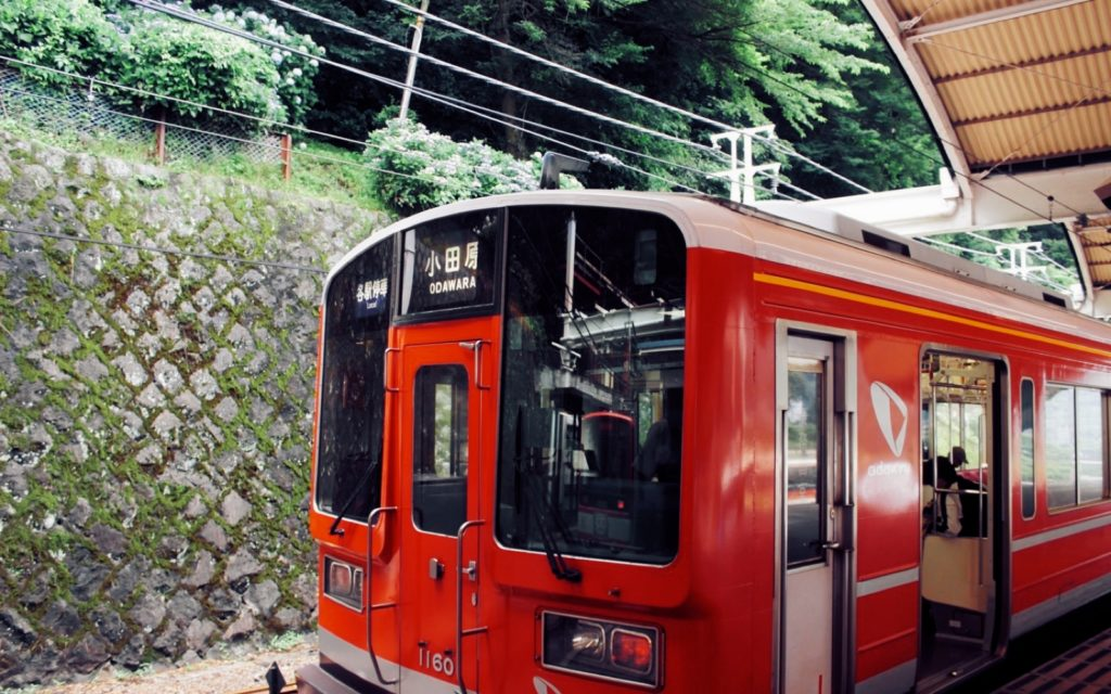 Travel for free on eight different types of transport with the Hakone Freepass.