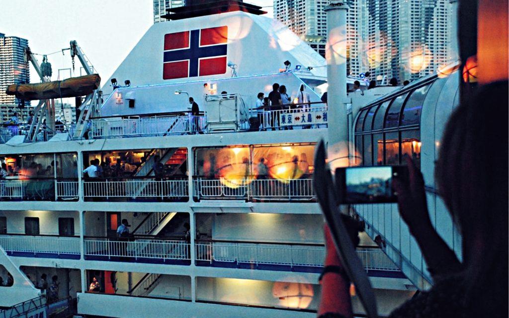 Noryosen Yukata Boat Cruise 3