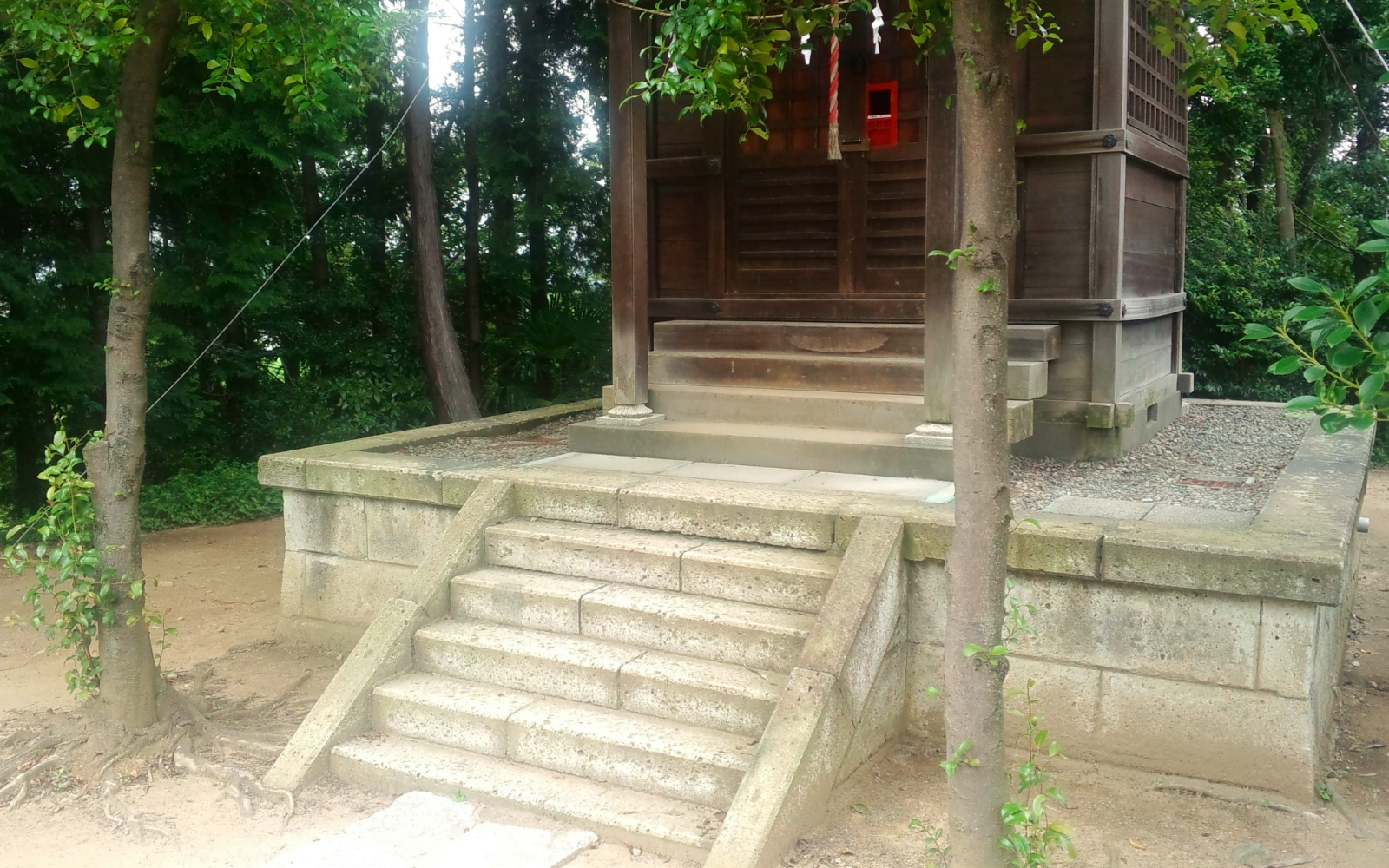 Konpiragu, a shrine that served as an animation model for a scene in Whisper of the Heart.