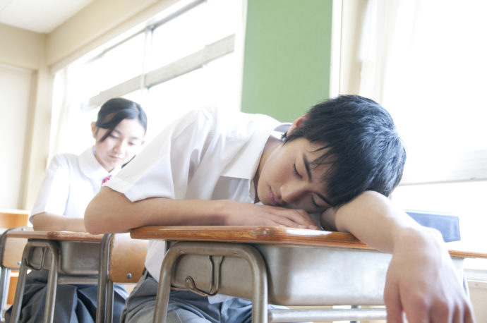 Wet Hot Japanese Summer: Keeping Cool in the Classroom