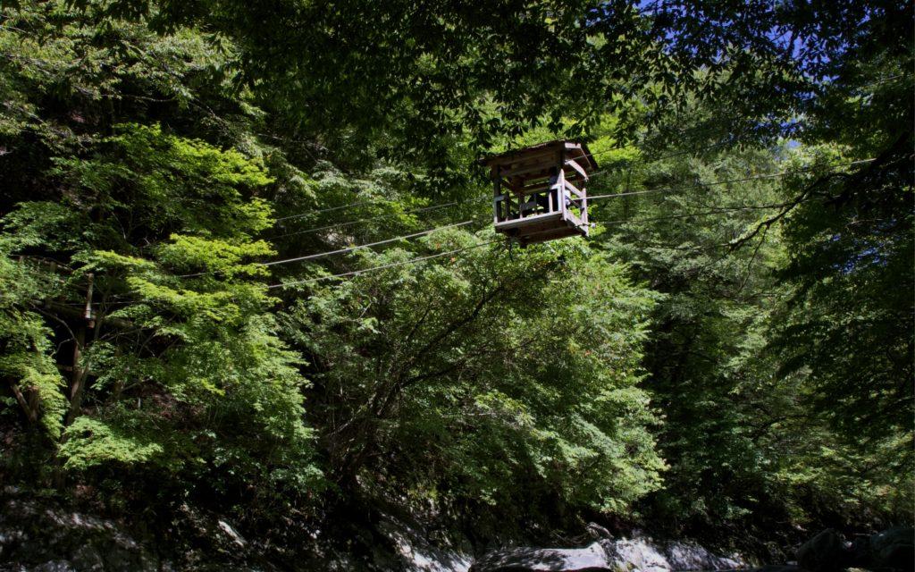Monkey bridge Iya Valley