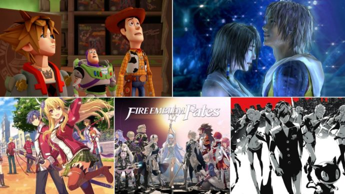 Life is Just a Final Fantasy: 5 Japanese RPG Series Every Gamer Should Try