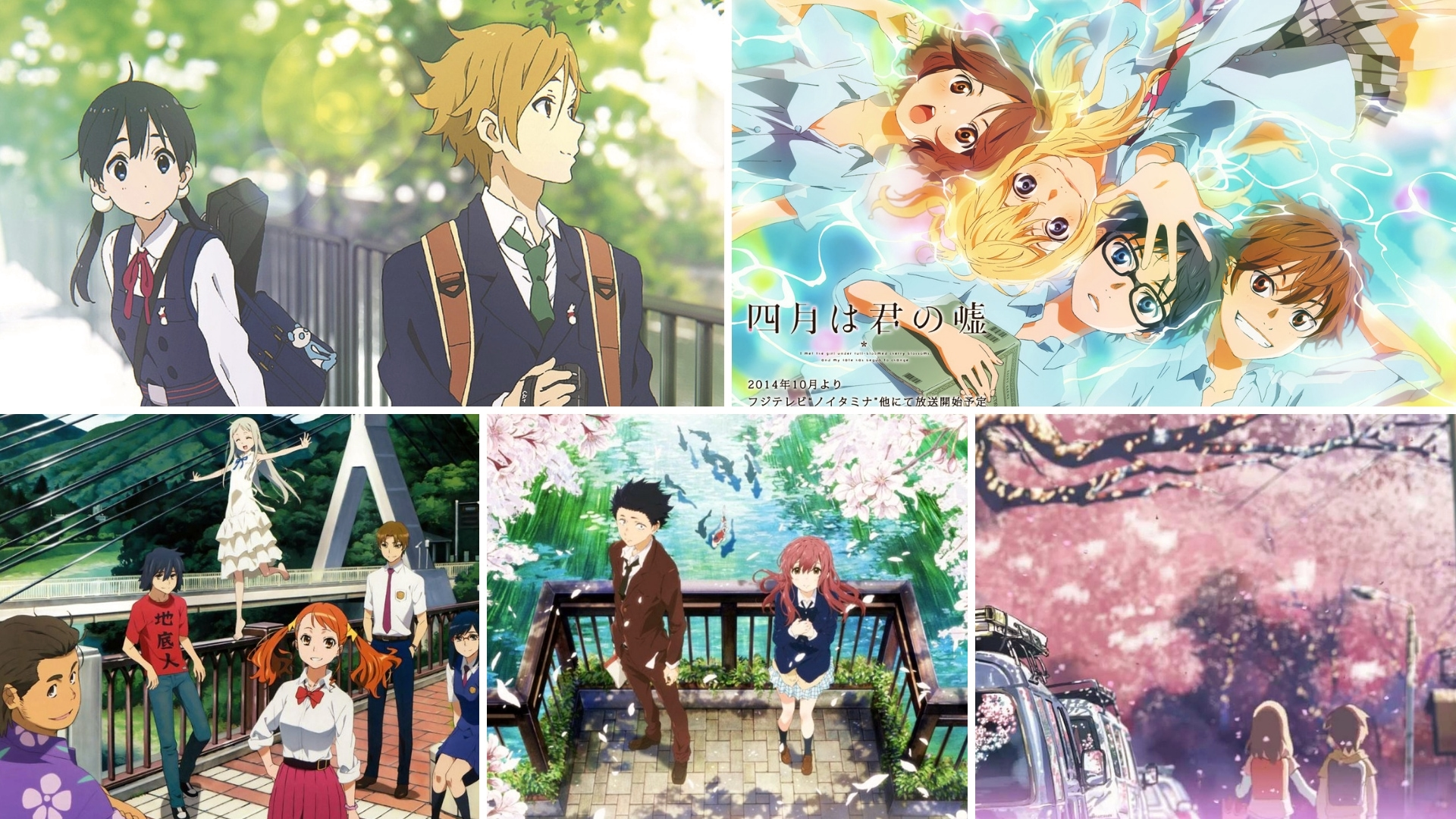 5 Romance Anime To Fill The Current Your Name Void
