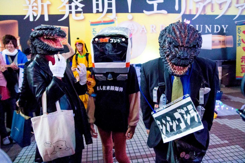 10 Ways to Get Spooky for Halloween 2018 In Japan