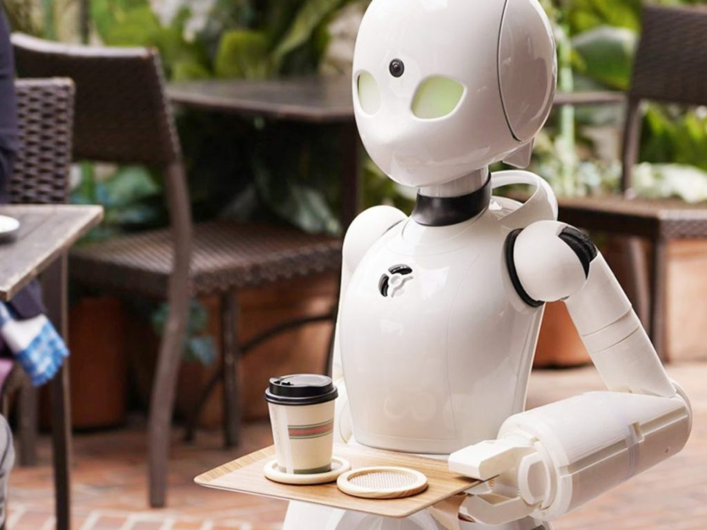 Tokyo Cafe Will be Run by Disabled Patients Using Robot Avatars