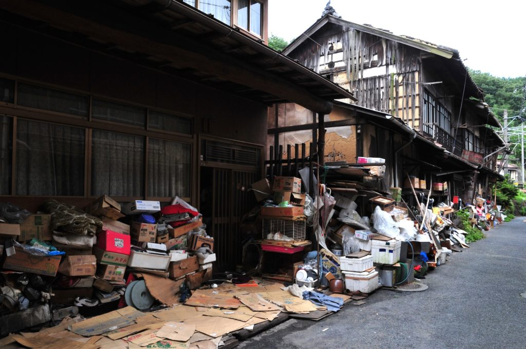 Wanna Live in an Abandoned House in Japan? Here's Why It's Not Really Free