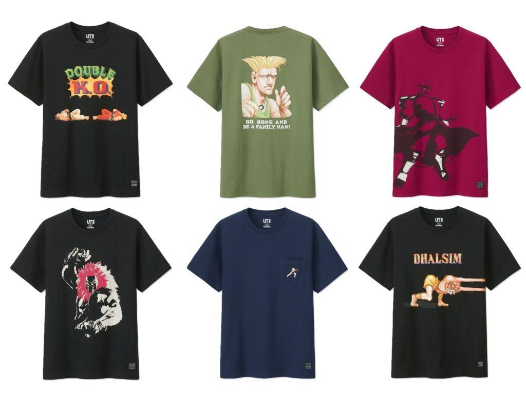 Uniqlo x Streetfighter T Shirt Collaboration 1024x768 Hai giГ avuto la fantasia erotica di abbindolare con collaboratore differenti ciononostante non vuoi tradire il tuo compagno/a?