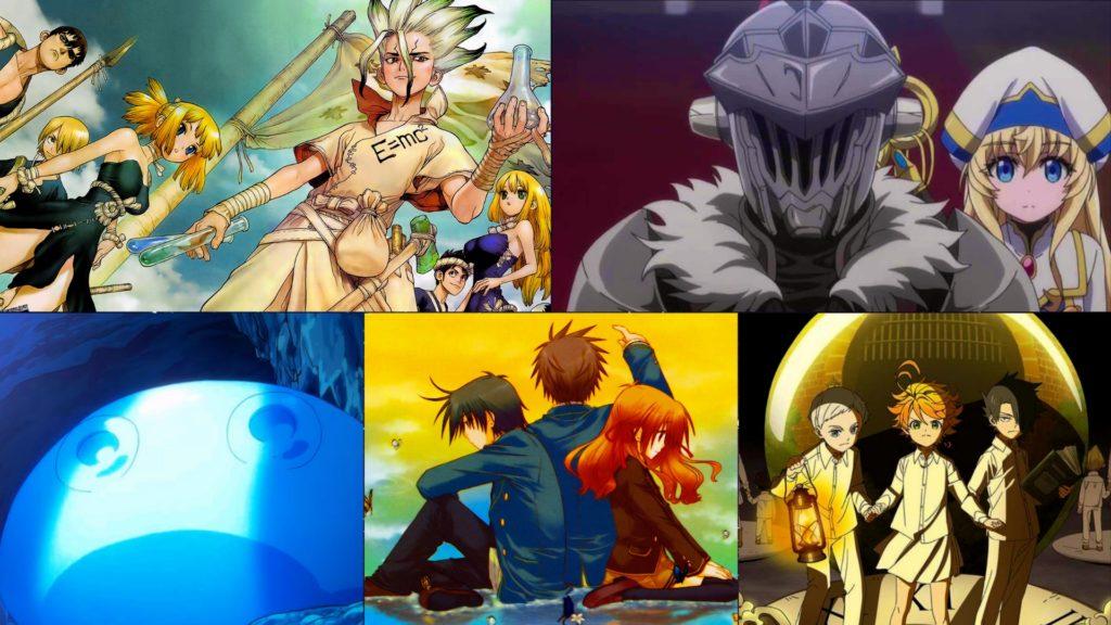 5 of the Best Japanese Manga for 2019