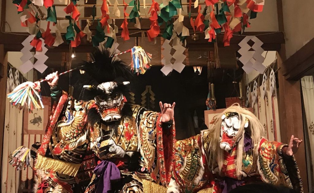 Why You Need to Experience Kagura, Japan's Oldest Performance Art
