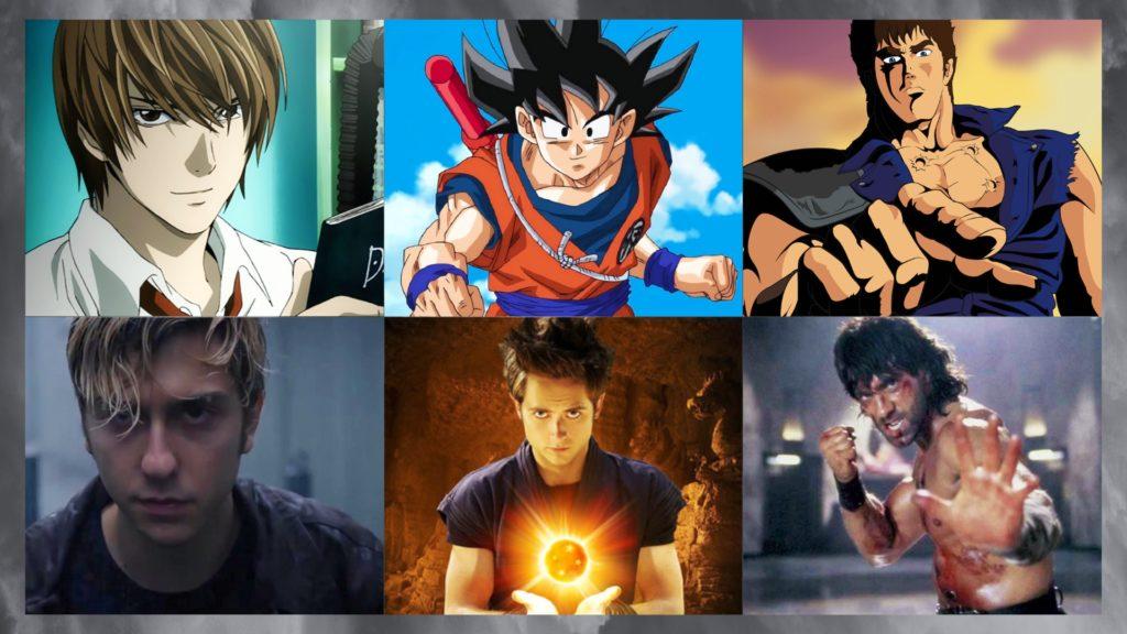 6 Hollywood Ripoffs of Japanese Anime and Manga