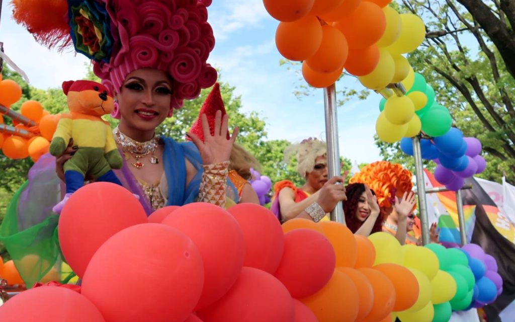 Tokyo Pride Celebrates Its 25th Anniversary with Biggest Parade Yet