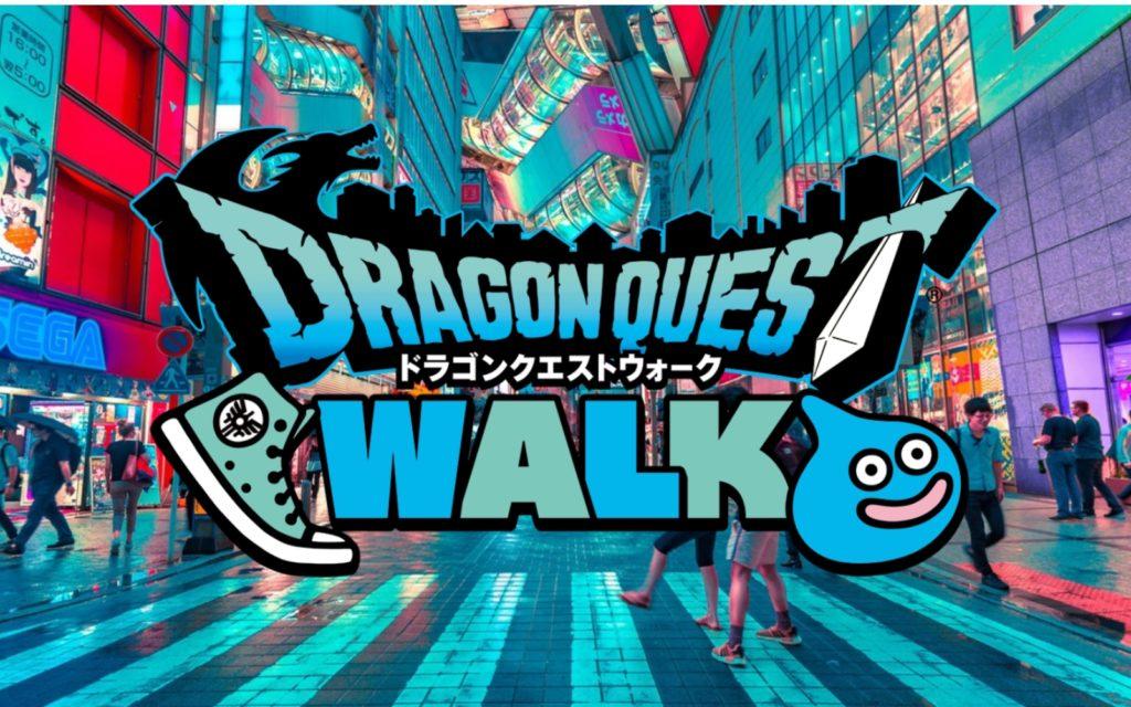 Dragon Quest Walk: Square Enix Challenges Pokémon Go with New AR Mobile Game