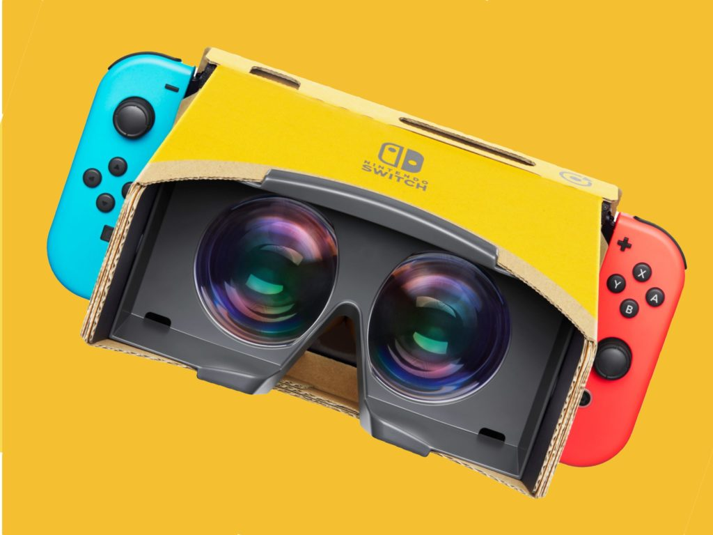 Nintendo Releases Free VR Update To Popular Games Including Smash Bros.
