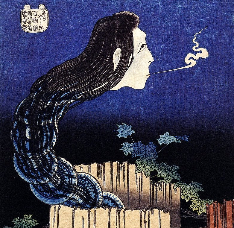 7 Scariest Japanese Ghosts and Ghouls to Haunt Your Dreams