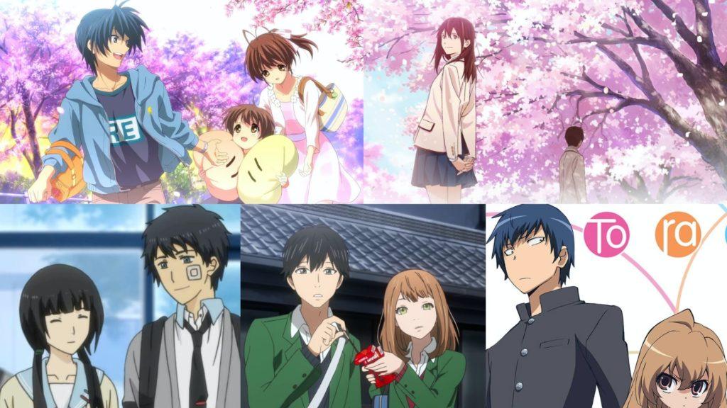 Top 5 High School Romance Anime Every Otaku Must See