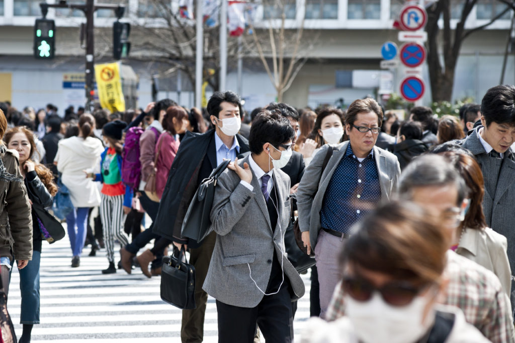 The Coronavirus Situation in Japan